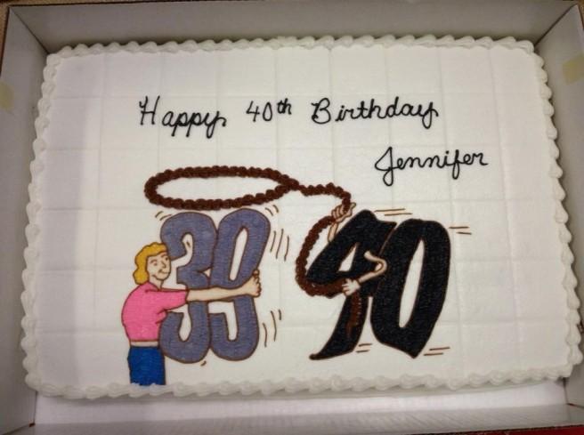 40th-cake